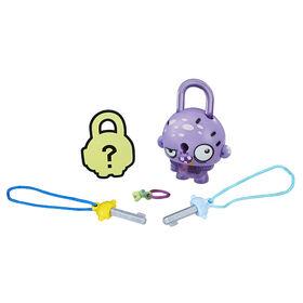 Lock Stars Basic Assortment Purple Zombie -- Series 1