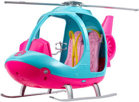 Barbie Travel Helicopter Set