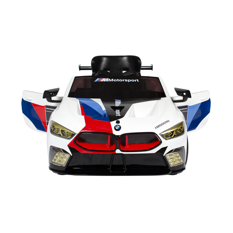 Rollplay 6V BMW M8 GTE