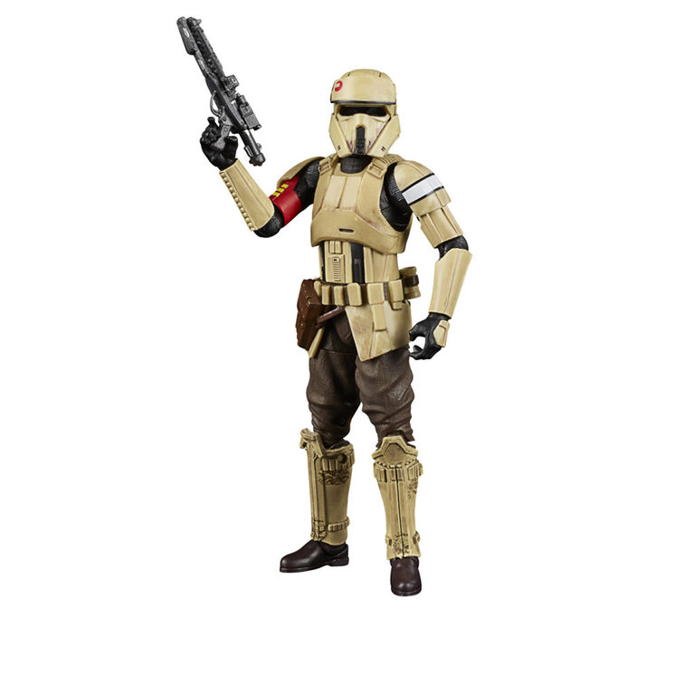 Star Wars The Black Series Archive Shoretrooper  Rogue One Figure