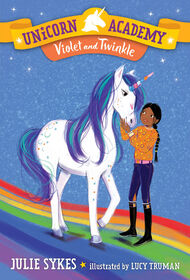 Unicorn Academy #11: Violet and Twinkle - Édition anglaise