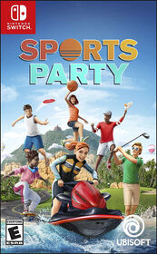 Sports Party - Switch