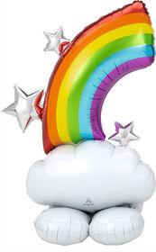 Anagram Airloonz Rainbow Balloon