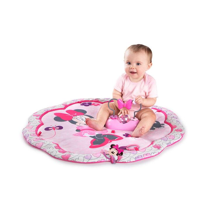 Disney Baby Minnie Mouse Garden Fun Activity Gym