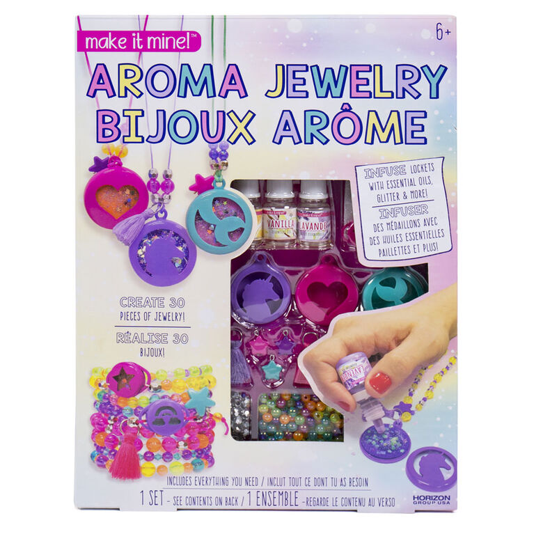 Make It Mine Aroma Jewelry