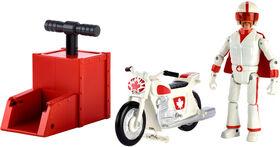 Disney Pixar Toy Story Stunt Racer Duke Caboom
