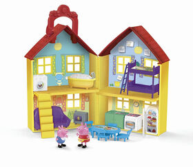 Peppa Pig - Peppa Pigs House Playset