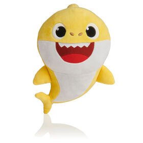 Pinkfong Baby Shark Official Song Doll  Baby Shark  By WowWee