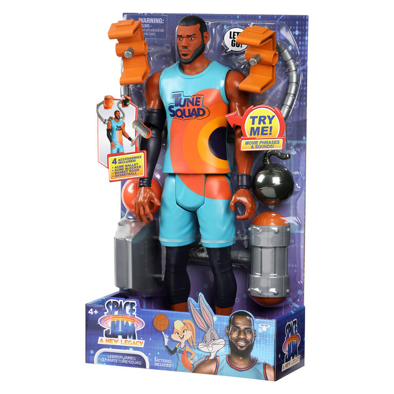 Space Jam: A New Legacy S1 Deluxe Lebron