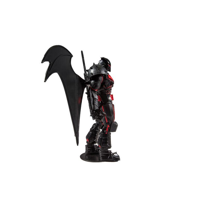 Batman: Hellbat Suit
