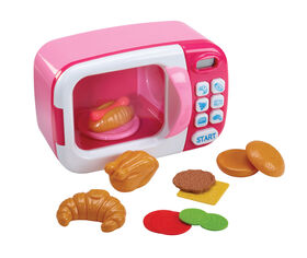 Just Like Home – Microwave - Pink