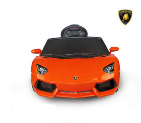 Best Ride on Cars Lamborghini Aventador 6V - Orange