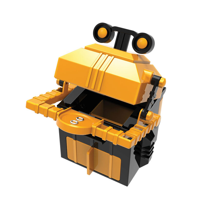 4M Robot Tirelire - Édition anglaise