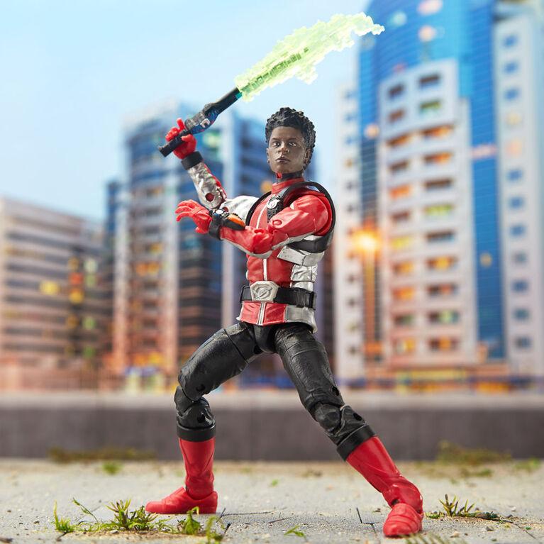Power Rangers Beast Morphers Red Ranger Action Figure