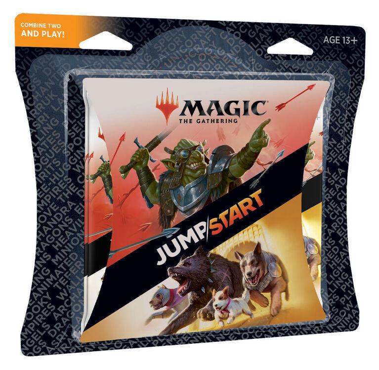 Magic the Gathering Core Set 2021 Jumpstart Multipack