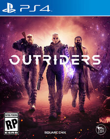 PlayStation 4 Outriders