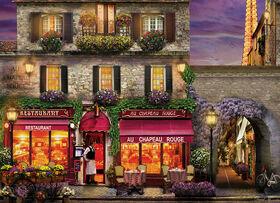 Eurographics Puzzle Red Hat Paris 1000 Piece
