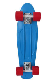"Sport Runner 225"" Solids Skateboard - Blue"