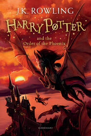 Harry Potter and the Order of the Phoenix - Édition anglaise
