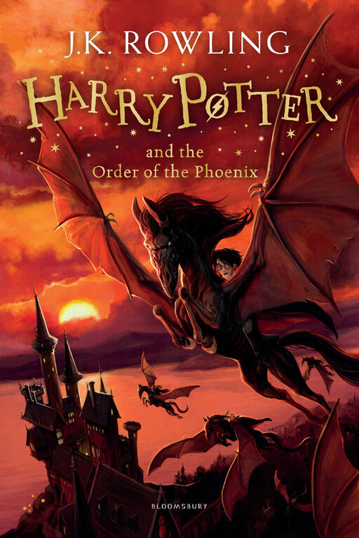 Harry Potter and the Order of the Phoenix - English Edition