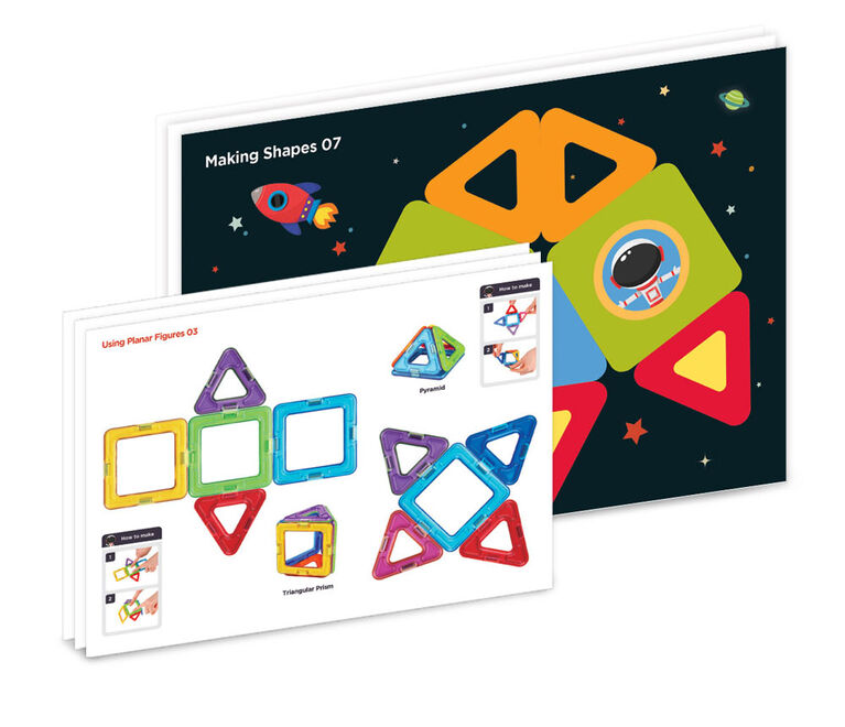 Magformers Space WOW 22 Piece Set