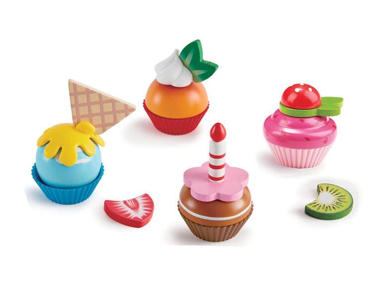 Hape Cupcakes - English Edition