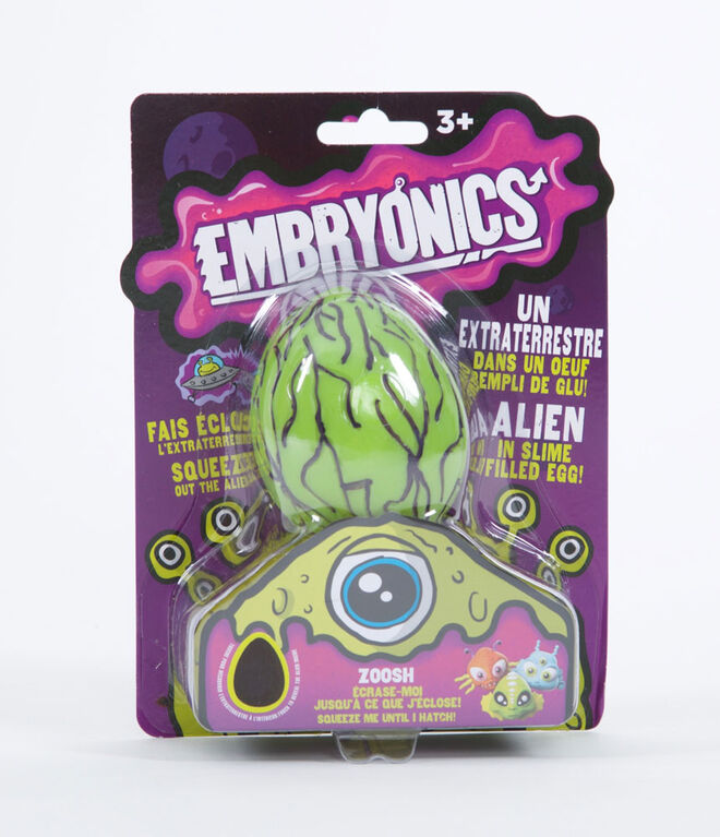 Embryonics - Slime Egg - Green