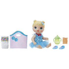 Baby Alive Dance Class Baby (Blonde Sculpted Hair) - R Exclusive