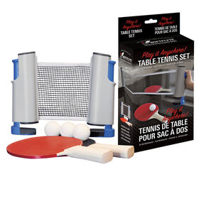 Swiftflyte - Play It Anywhere Table Tennis Set