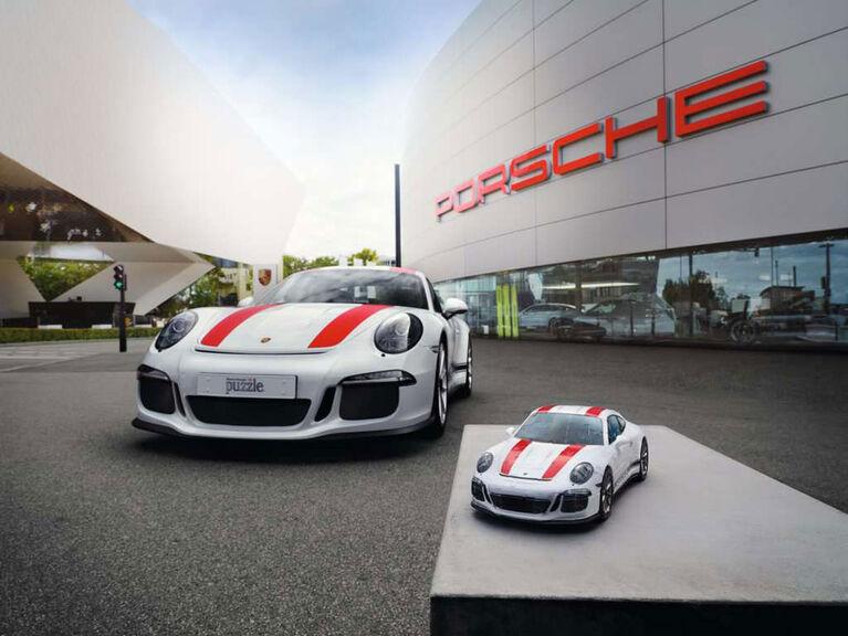 Ravensburger - Porsche 911 R 3D Puzzle 108pc