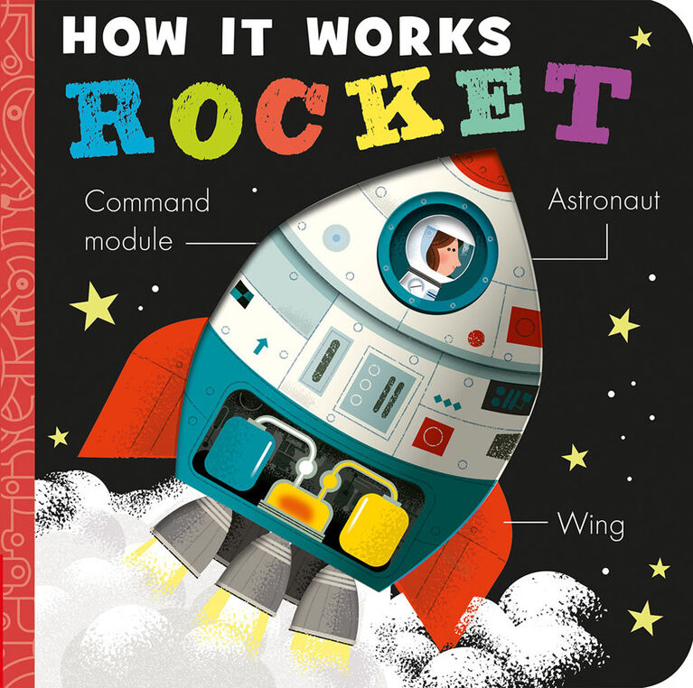 How It Works: Rocket - Édition anglaise