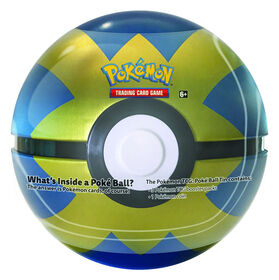 Pokemon Pokeball Tin - Wave 3 - Quick Ball