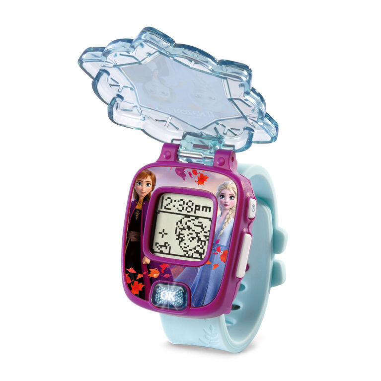 VTech® Frozen II Magic Learning Watch - English Edition - French Edition