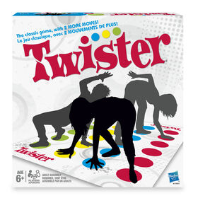 Hasbro Gaming - Jeu Twister