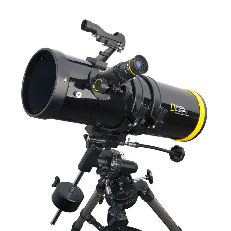 National Geographic 114mm EQ Telescope