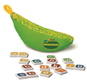 My First Bananagrams Game