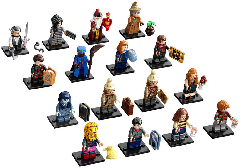 LEGO Minifigures Harry Potter Series 2 71028