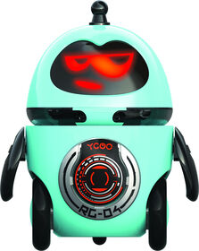 Follow Me Droid  (Teal)