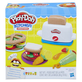 Play-Doh Kitchen Creations - Créations rôties