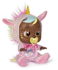 Cry Babies Jassy Fantasy Baby Doll - Pink Unicorn