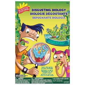 Scientific Explorer - Disgusting Biology