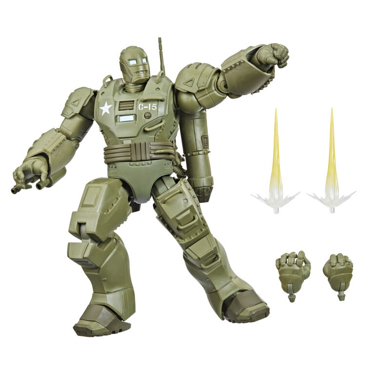 Marvel Legends Series 6-inch Scale Action Figure The Hydra Stomper Toy