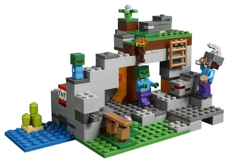 LEGO Minecraft The Zombie Cave 21141