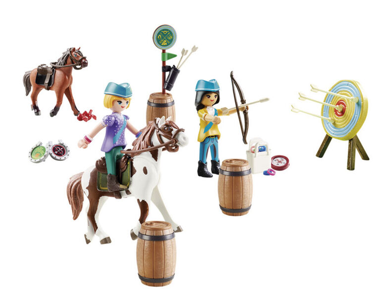 Playmobil Spirit Outdoor Adventure 70331