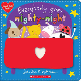 Heart-Felt Books: Everybody Goes Nighty-Night - English Edition