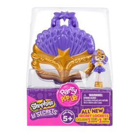 Shopkins Lil Secrets Secret Locket - Masquerade Theatre