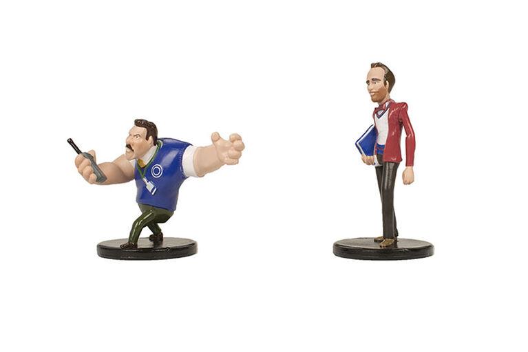 Vice Principals Gamby and Lee Vinyl Figurines