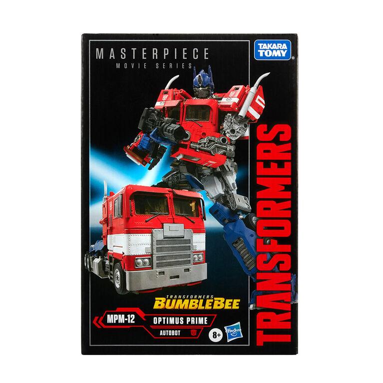 PRE-ORDER, SHIPS AUG 1, 2021 - Transformers Movie Masterpiece Series MPM-12 Optimus Prime