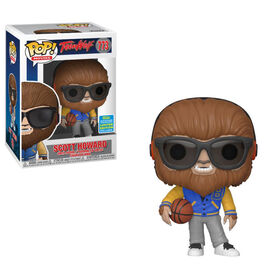 Figurine en vinyle Scott Howard de Teen Wolf par Funko POP!.