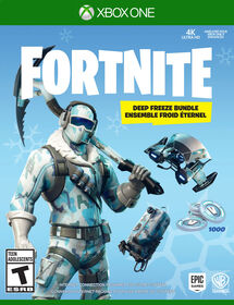 Xbox One - Fortnite: Deep Freeze Bundle